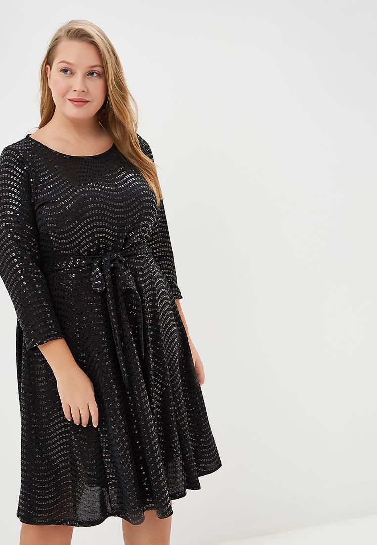 Вечернее / коктейльное платье Evans (Эванс) 04A10BBLK