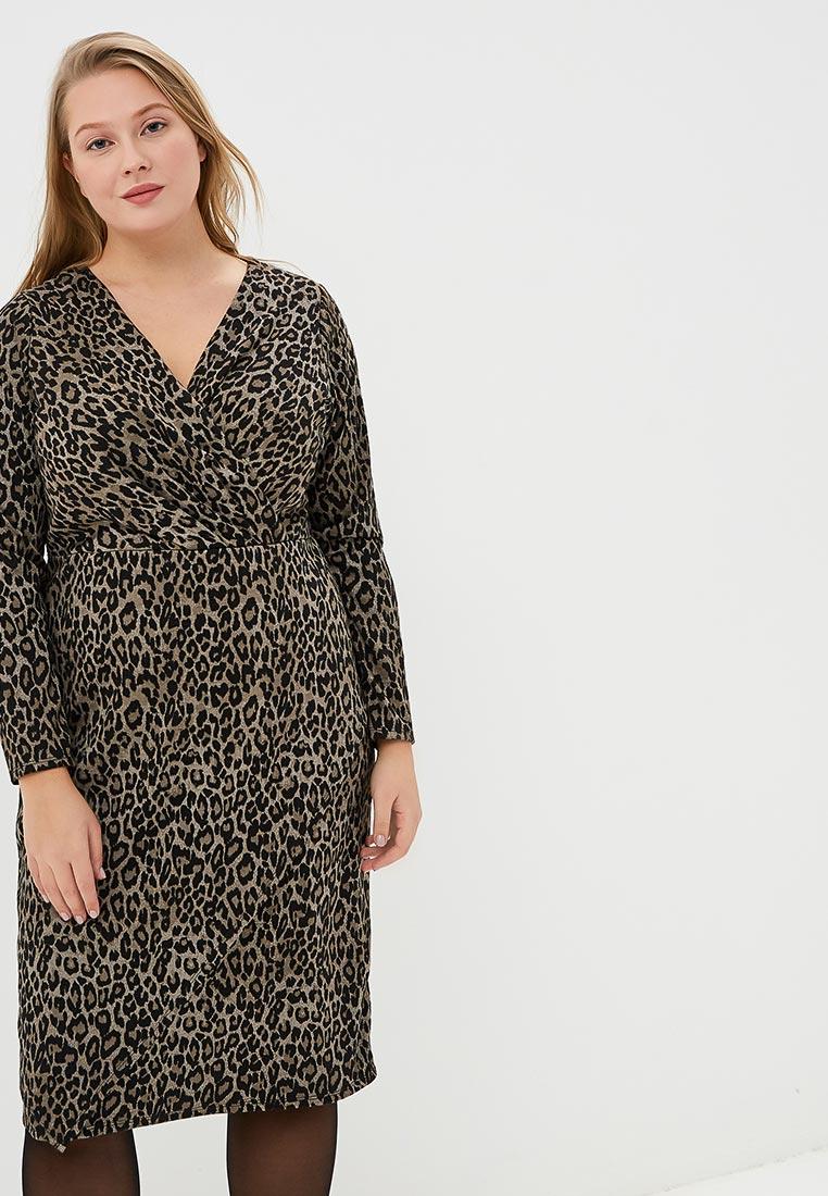 Повседневное платье Evans 04S30BBLK