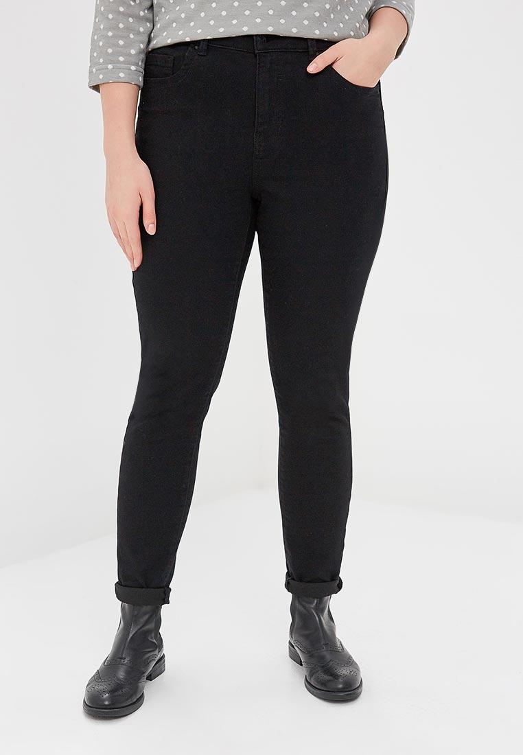 Женские джинсы Evans 34R22BBLK