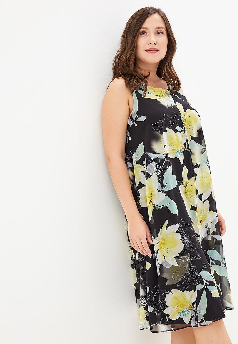 Повседневное платье Evans 04A06EBLK