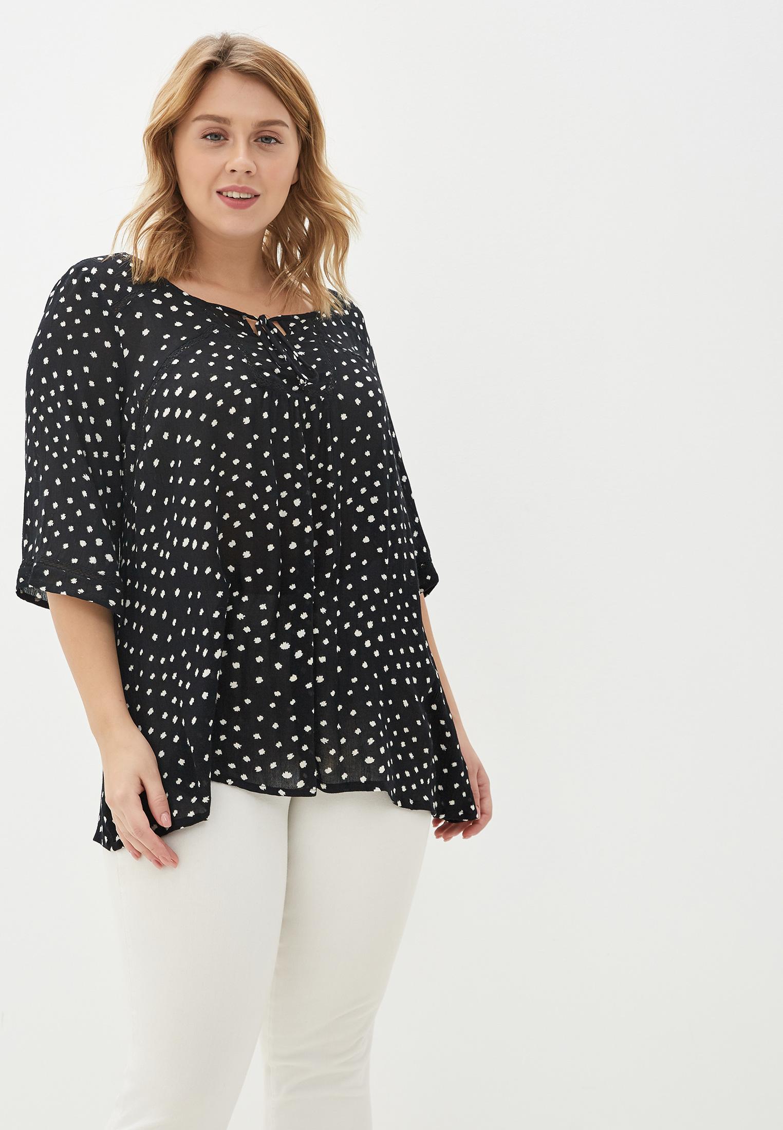 Блуза Evans 11P67CBLK
