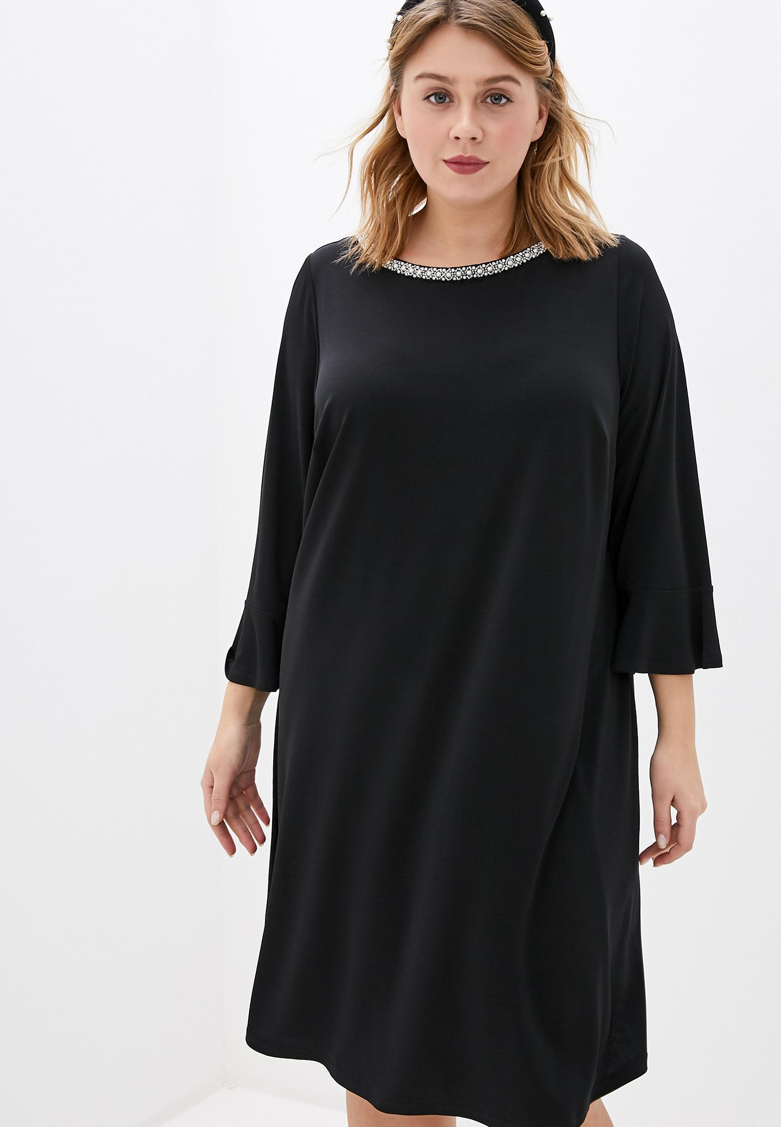 Повседневное платье Evans 04A51JBLK