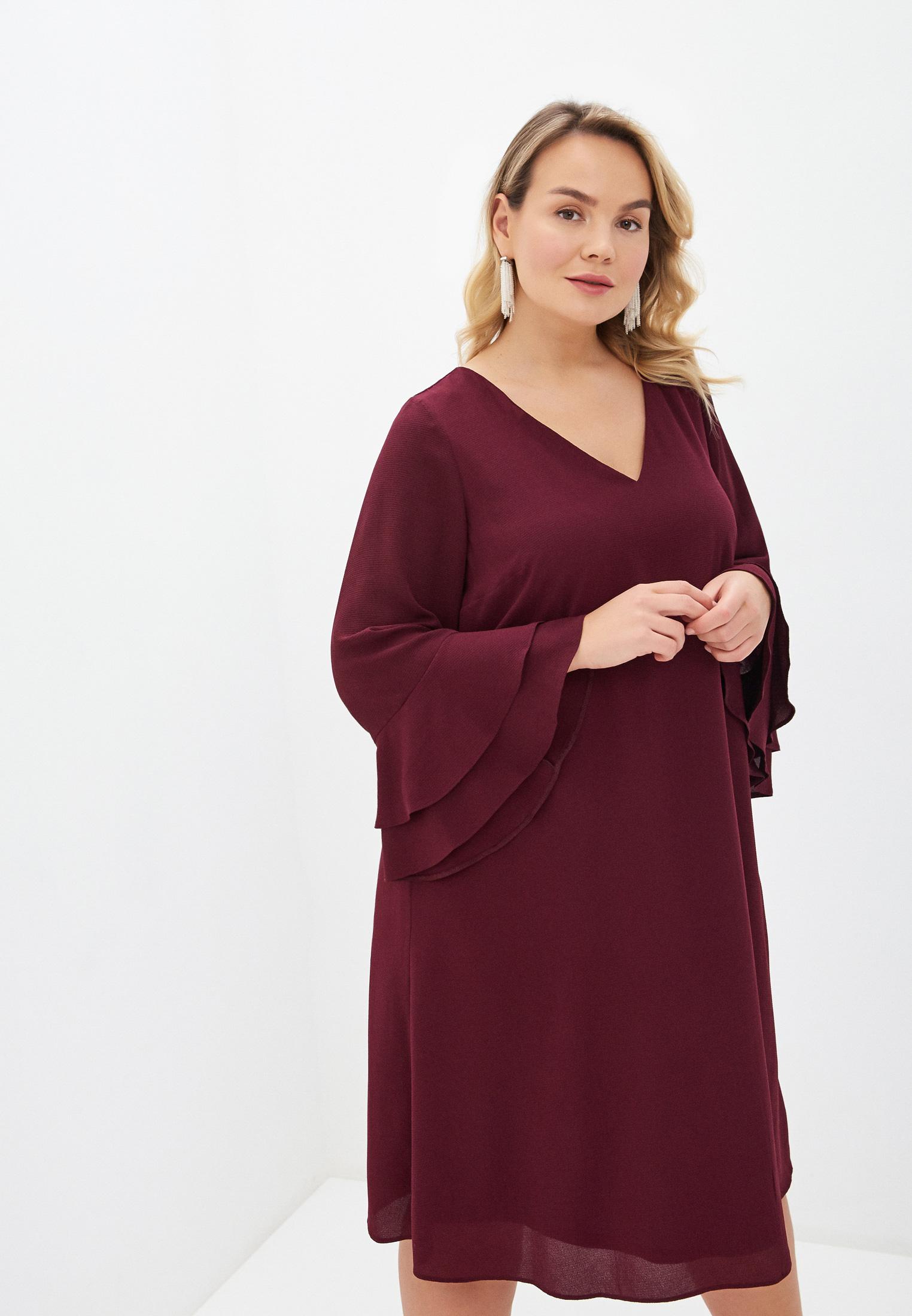 Повседневное платье Evans 04E95JRED