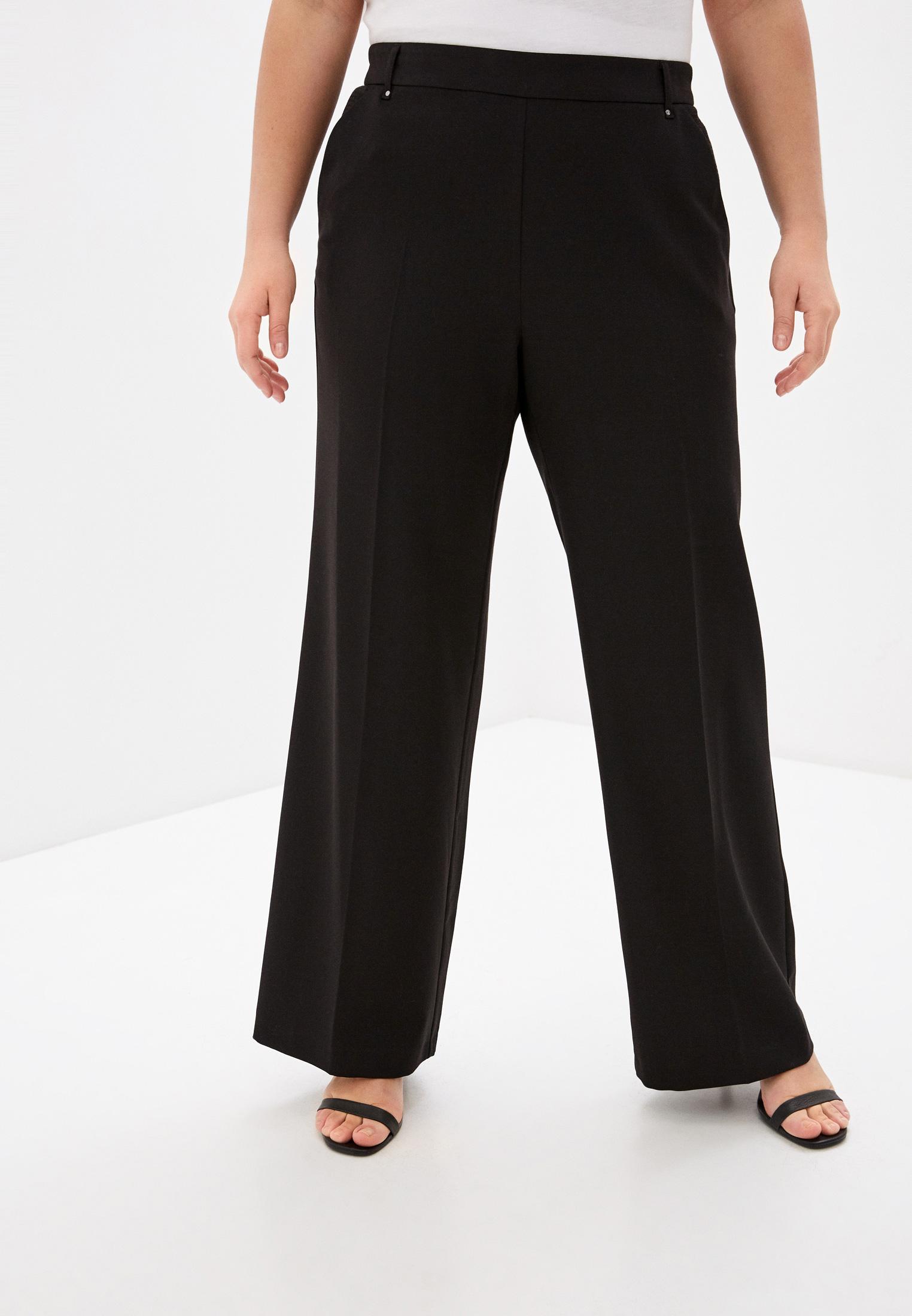 Женские прямые брюки Evans 03R52DBLK