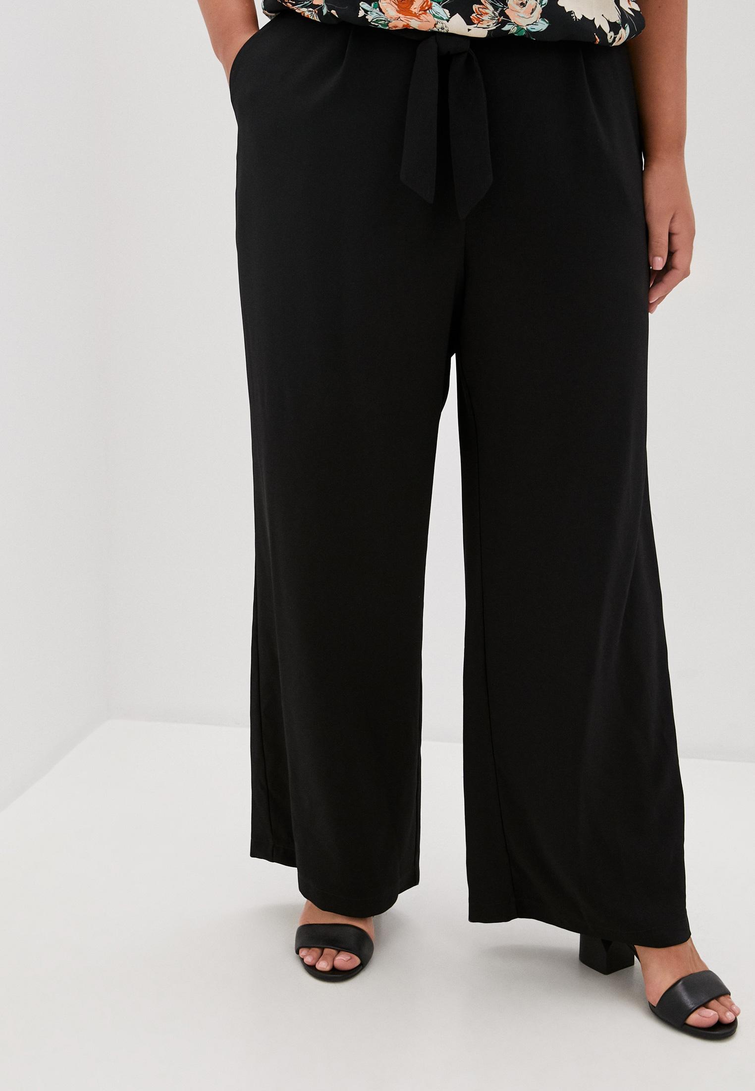 Женские прямые брюки Evans 03R25EBLK