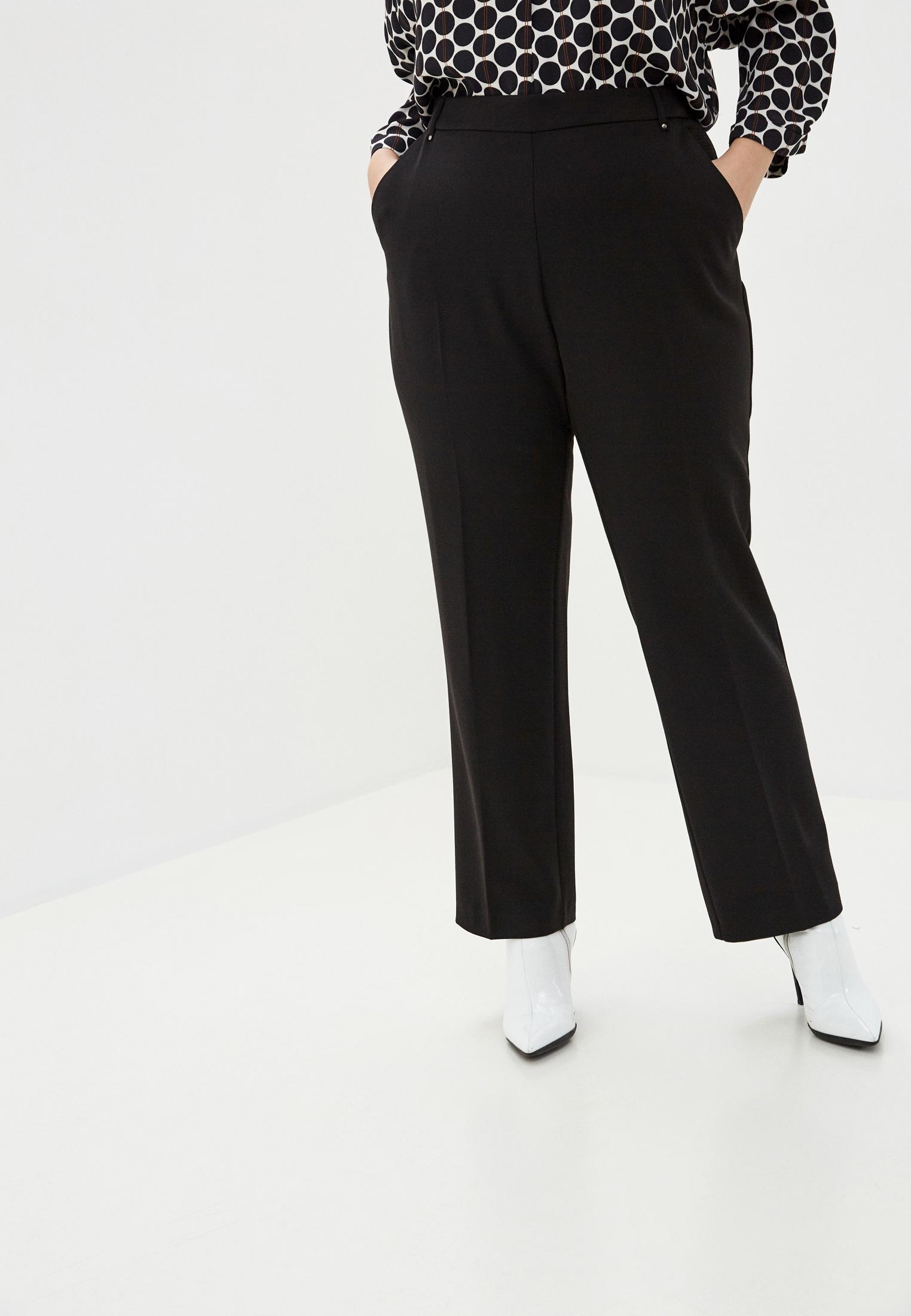 Женские прямые брюки Evans 03R17EBLK