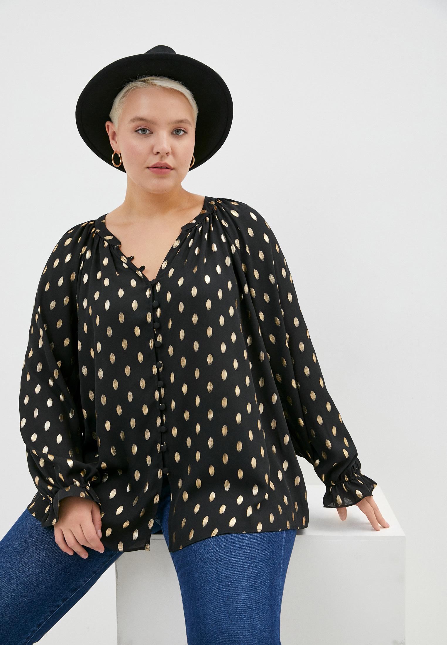 Блуза Evans 08A27MBLK