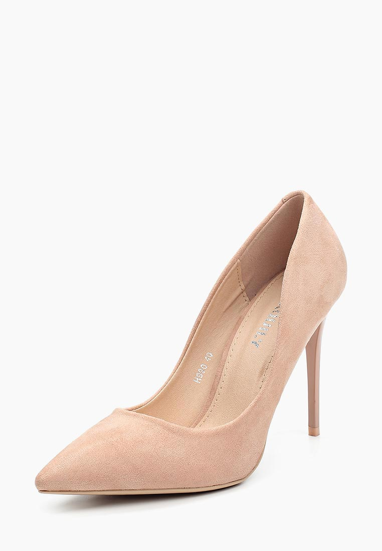 Женские туфли Exquily H990