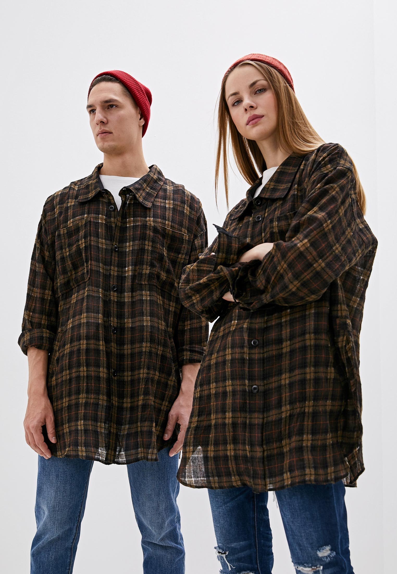 Женские рубашки с длинным рукавом Faith Connexion X1801T00058