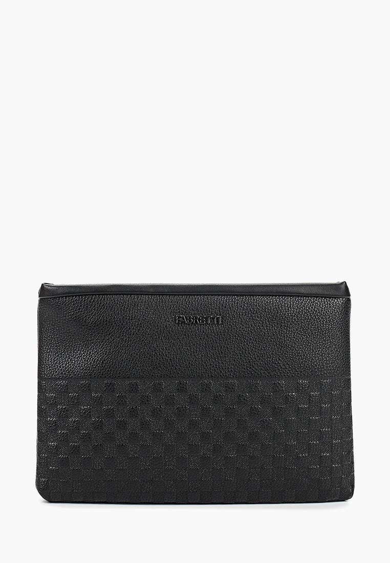 Несессер Fabretti B17027-2D black