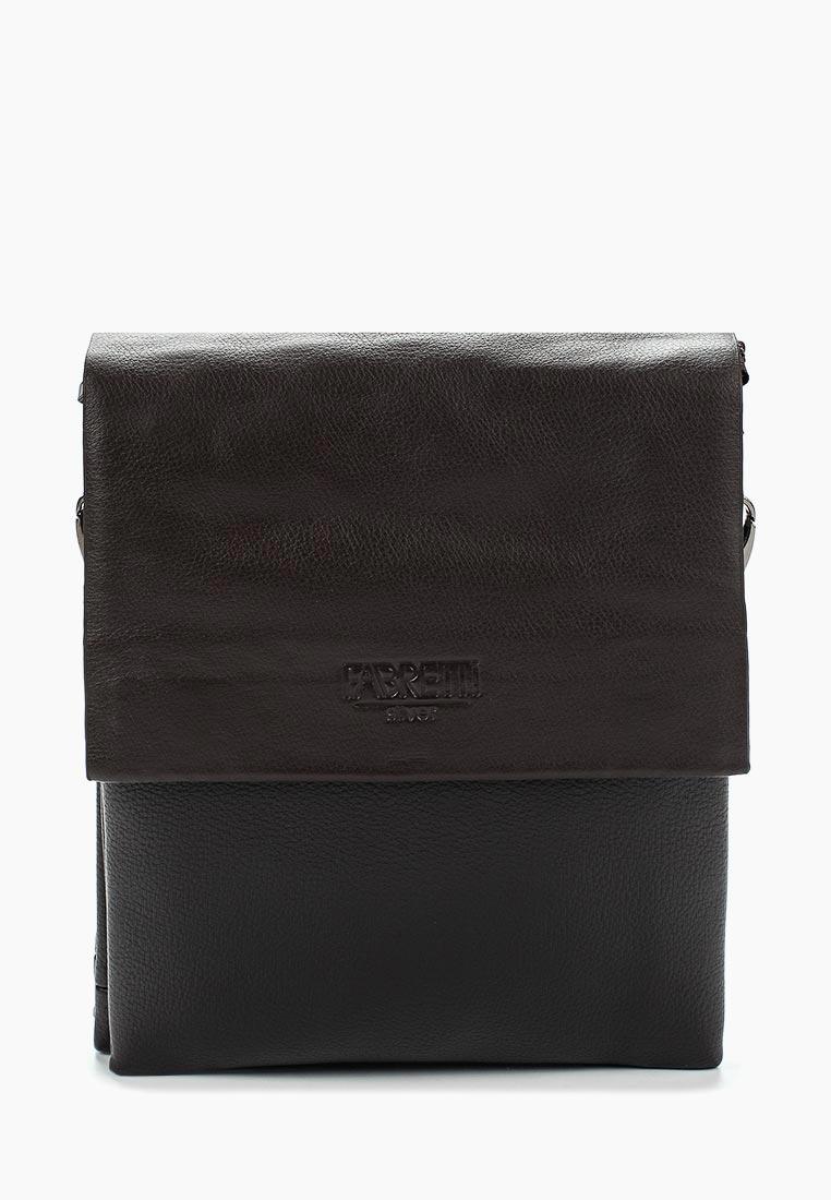 Сумка Fabretti (Фабретти) 17029-1-brown