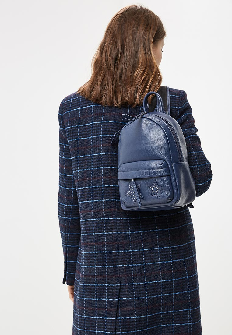 Городской рюкзак Fabretti (Фабретти) 15859C4-897 blue