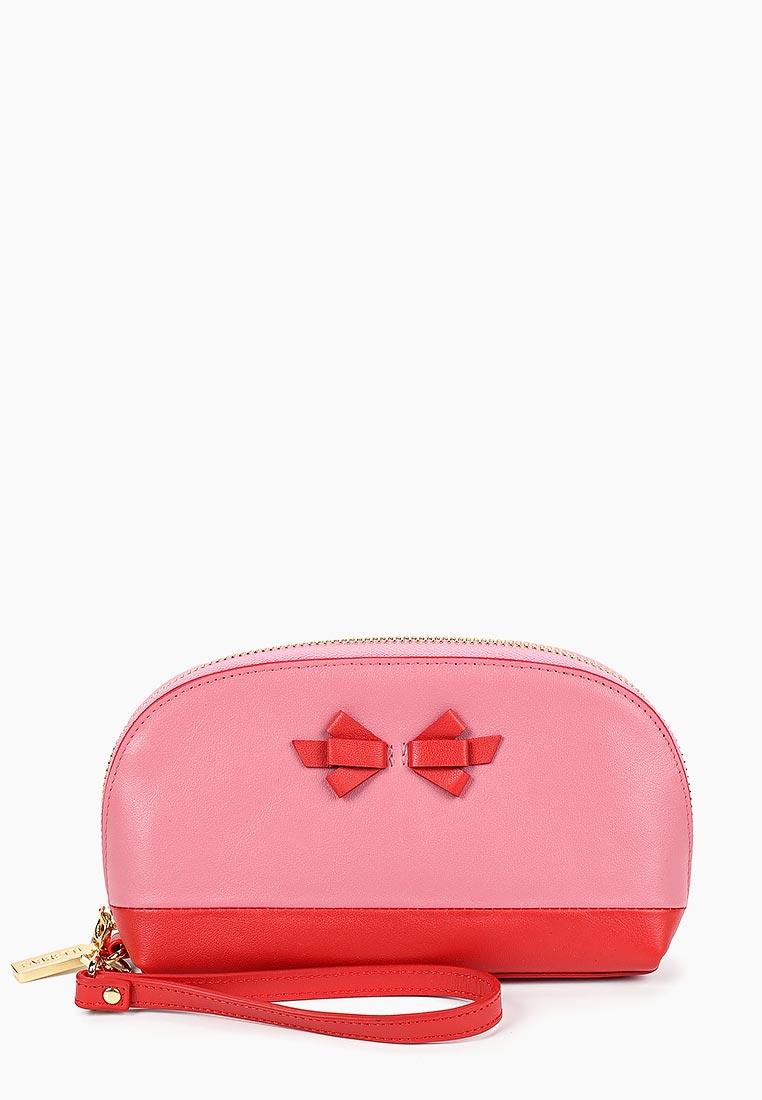 Косметичка Fabretti (Фабретти) 763SZB1-pink N