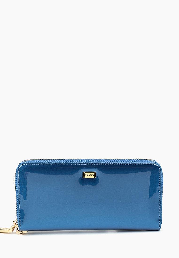 Кошелек Fabretti 77006-blue PA
