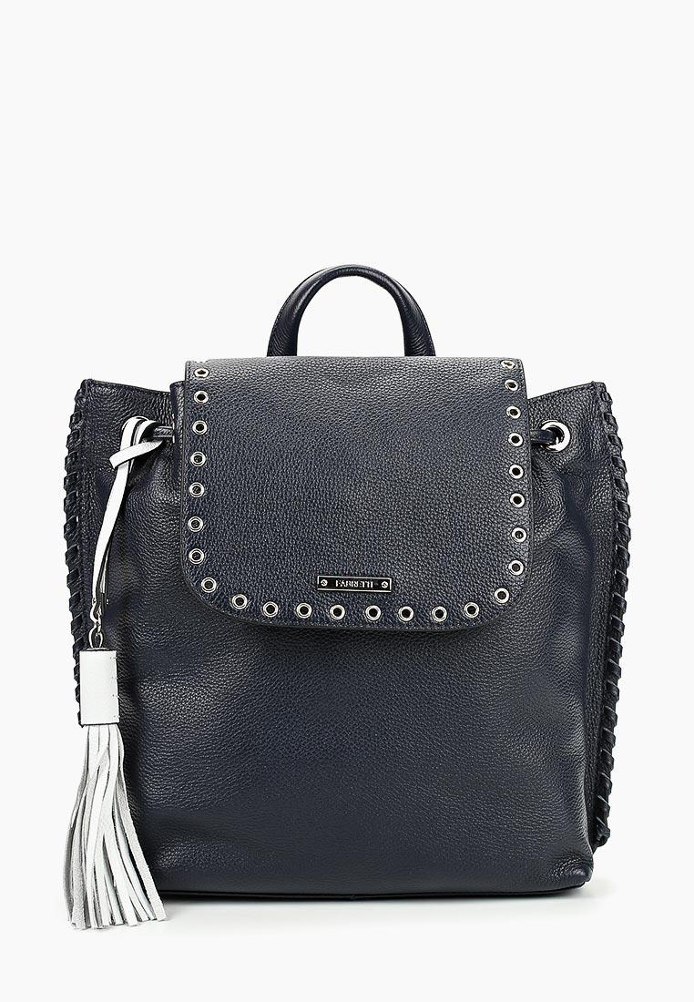 Городской рюкзак Fabretti (Фабретти) 15339-W1-819 blue