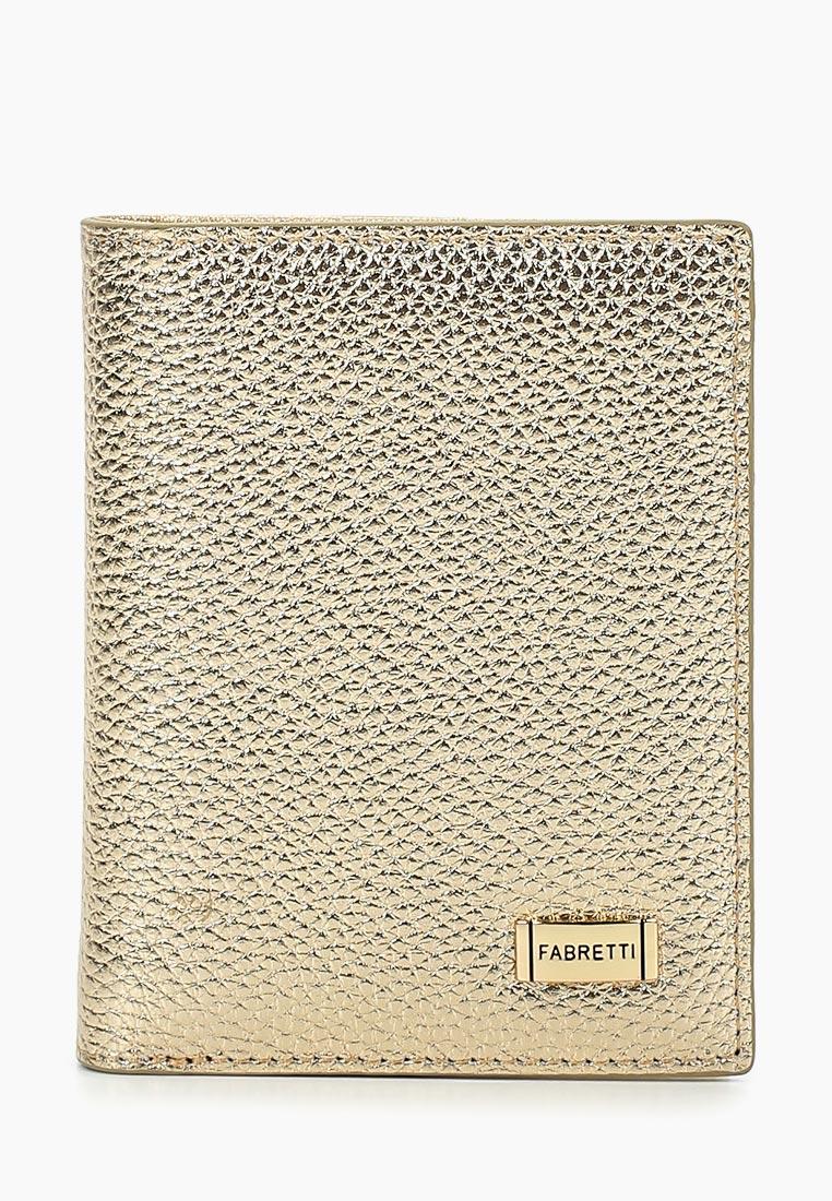 Кошелек Fabretti (Фабретти) 42333-gold met D