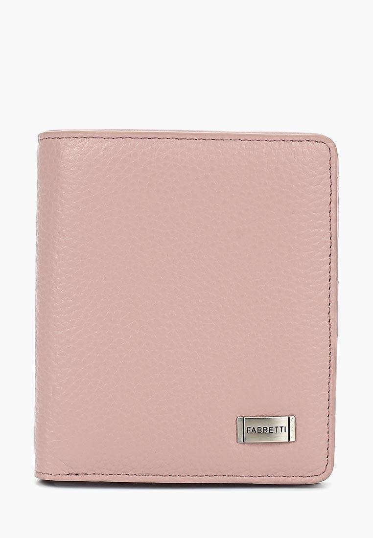 Кошелек Fabretti (Фабретти) 43026-pink D