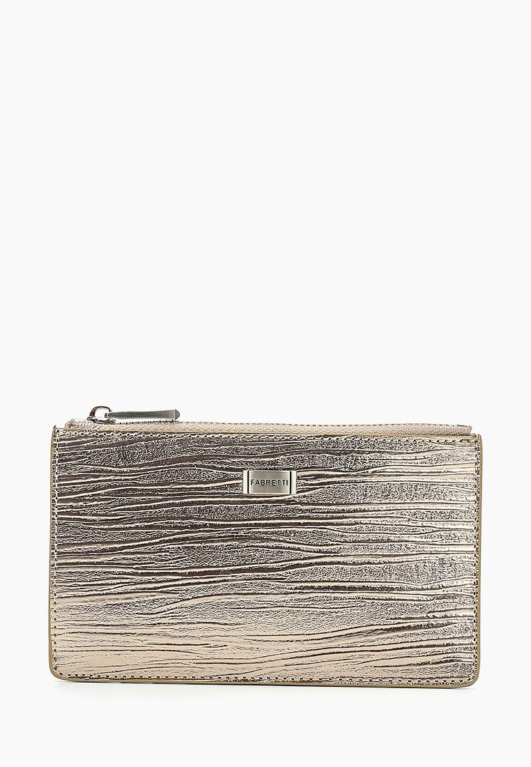 Кошелек Fabretti (Фабретти) 56017-silver stripe