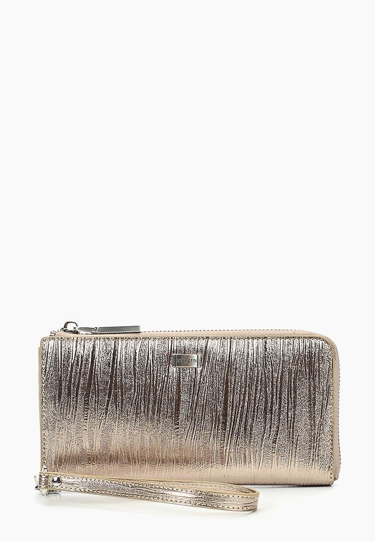 Кошелек Fabretti (Фабретти) 73507-silver stripe