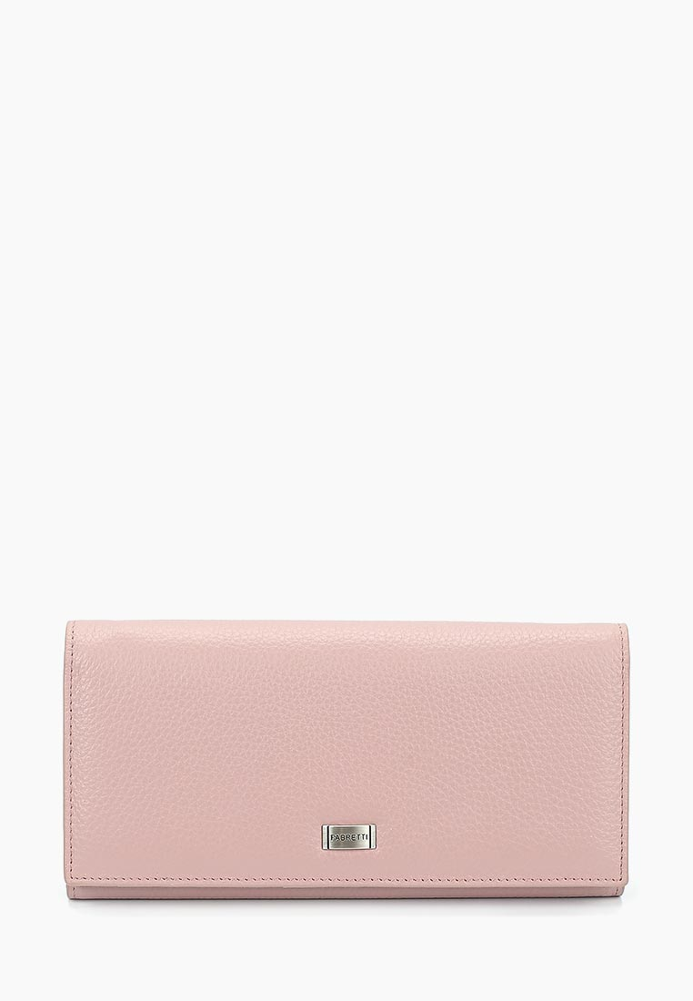 Кошелек Fabretti (Фабретти) FA022-pink D