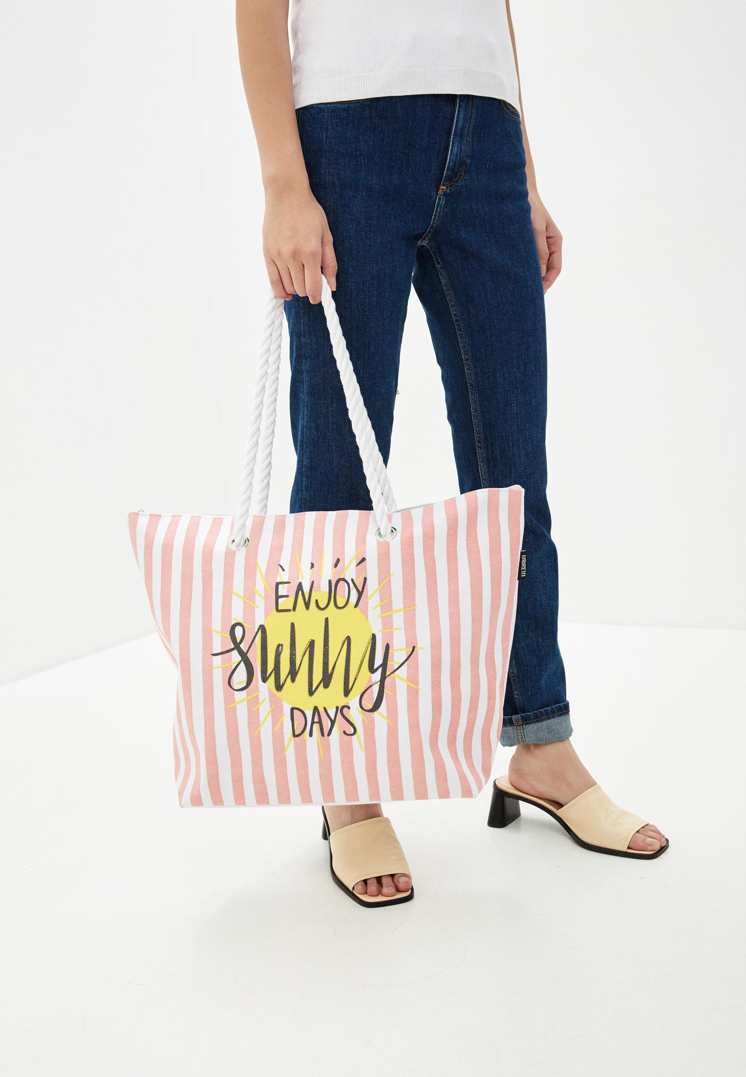 Пляжная сумка Fabretti CB10-16