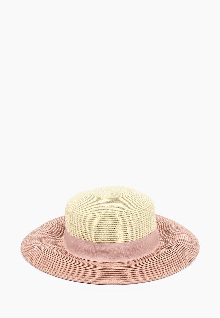 Шляпа Fabretti G66-3/16 beige/rose