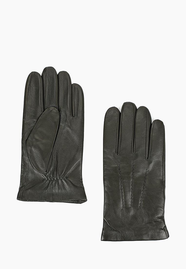 Мужские перчатки Fabretti (Фабретти) 12.42-15 green