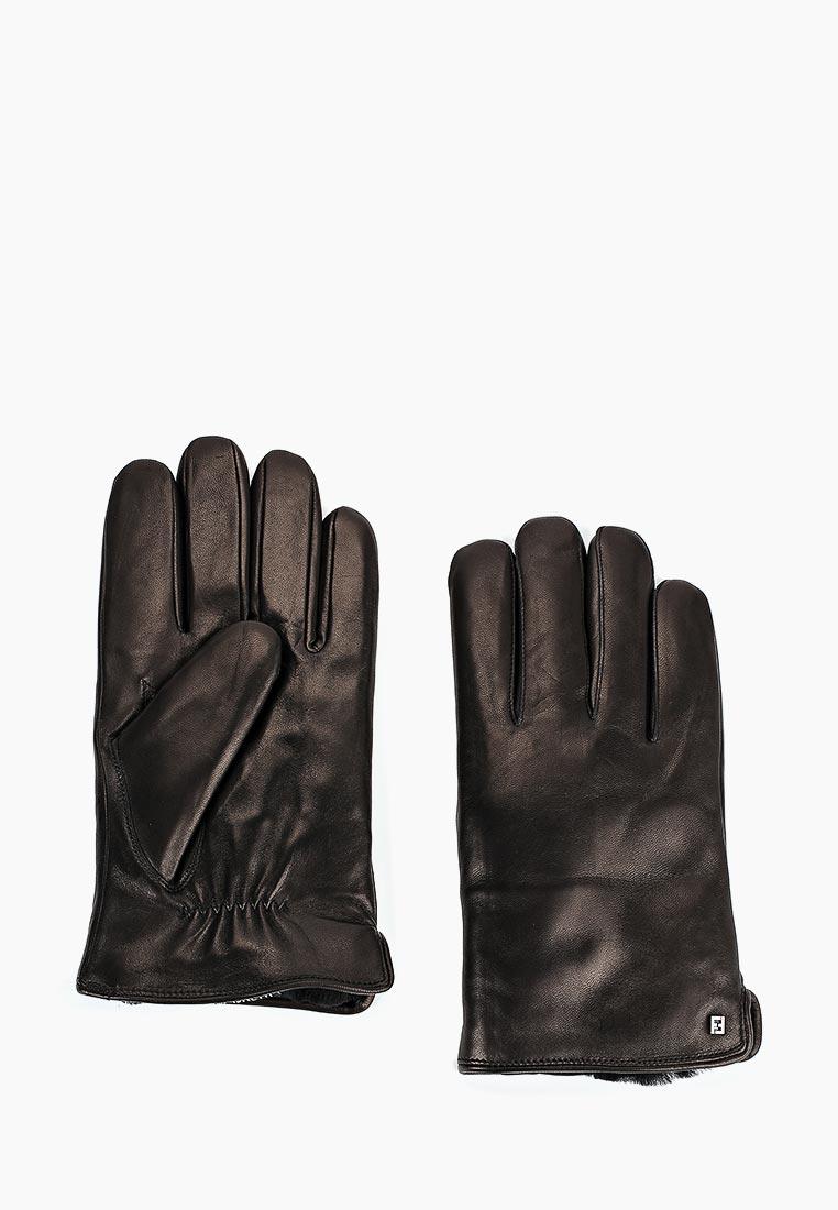Мужские перчатки Fabretti (Фабретти) FM9-1f black