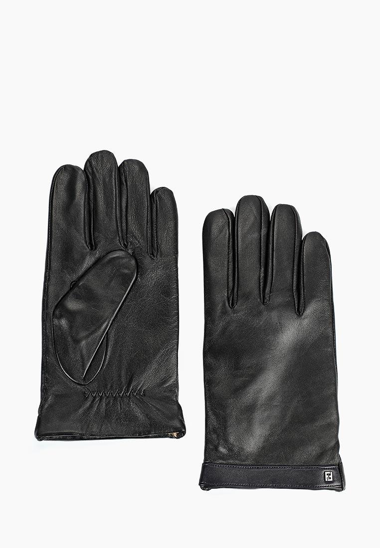 Мужские перчатки Fabretti S1.32-1/11 black/blue