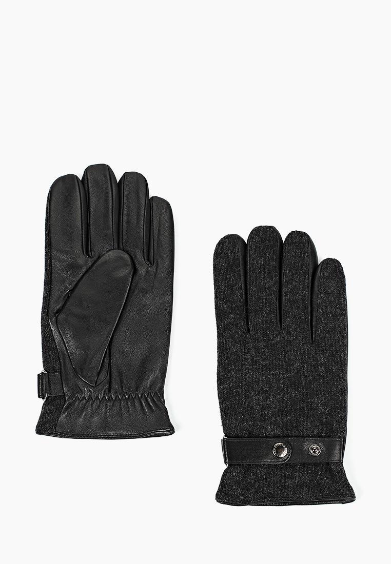 Мужские перчатки Fabretti S1.44-1 black