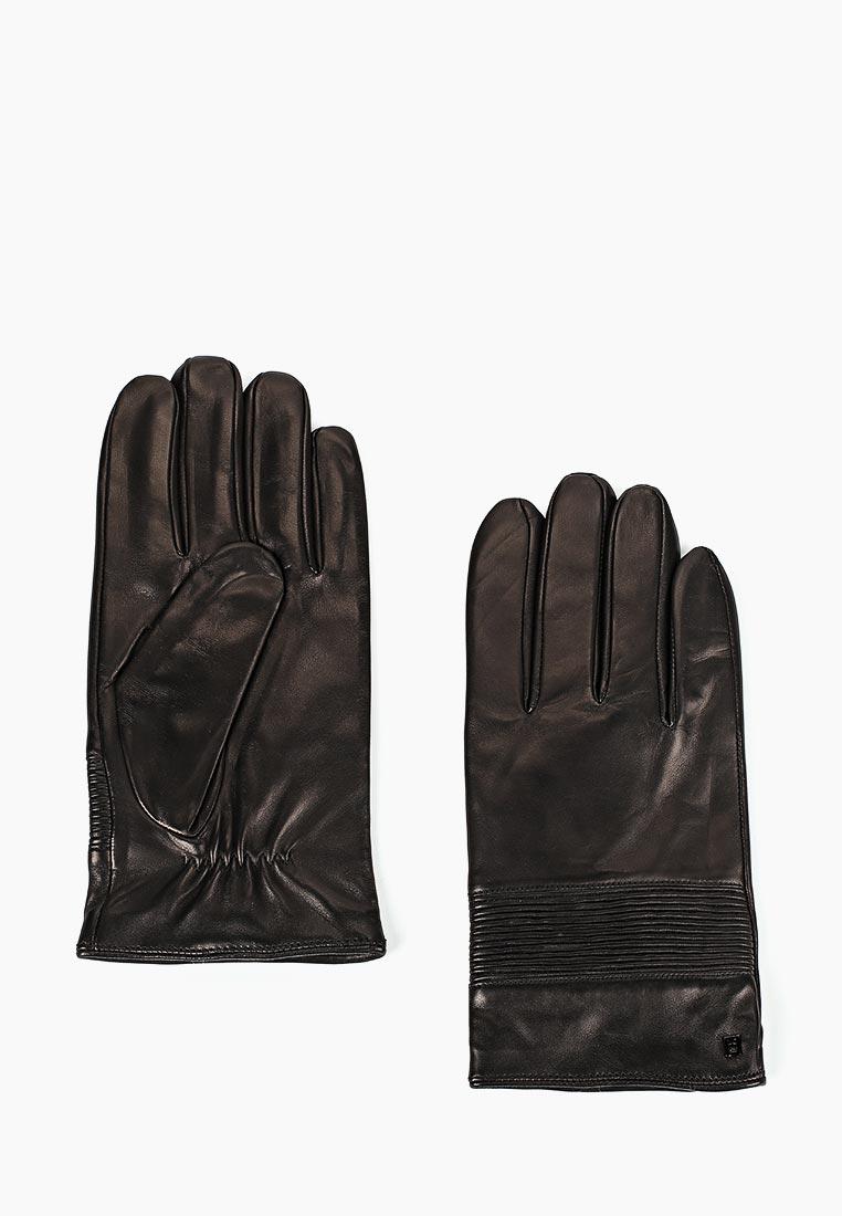 Мужские перчатки Fabretti (Фабретти) FM3-1 black
