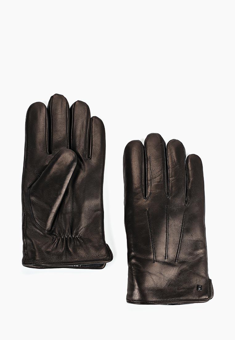 Мужские перчатки Fabretti FM6-1 f black