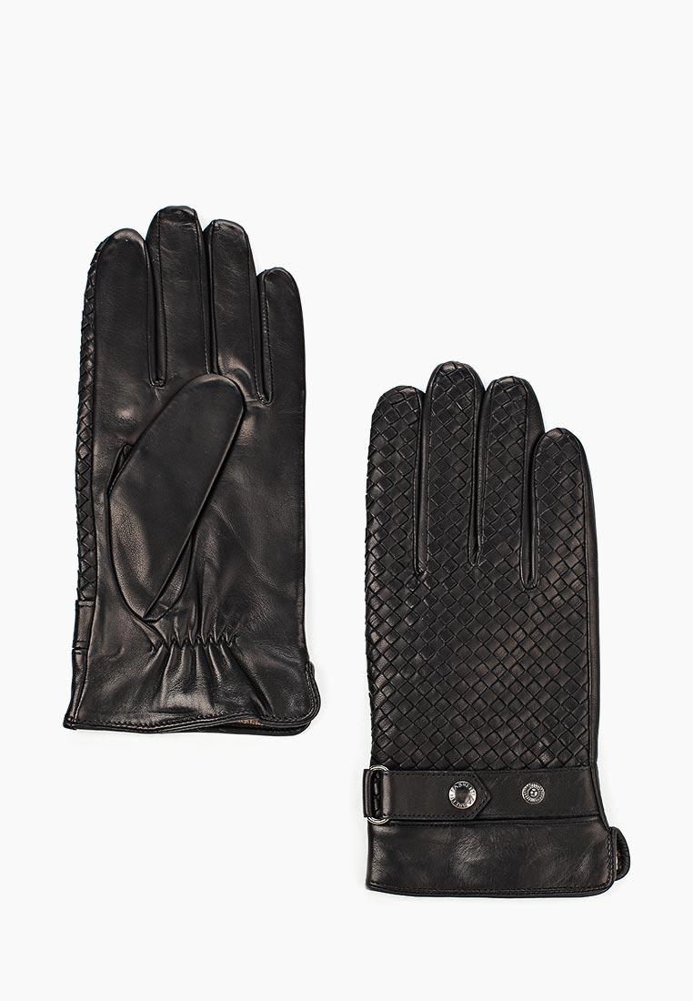 Мужские перчатки Fabretti 2.60-1 black