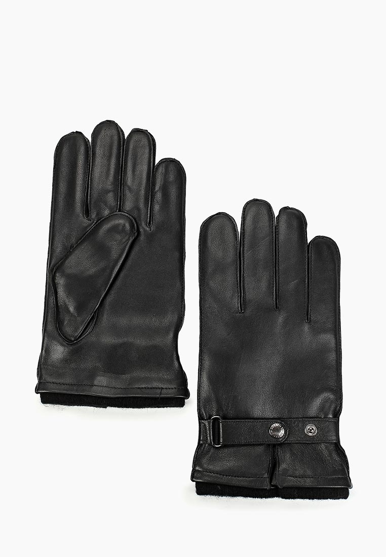 Мужские перчатки Fabretti FM19-1 black