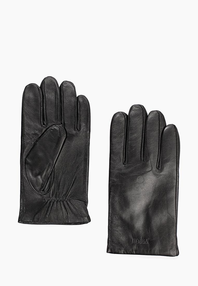 Мужские перчатки Fabretti S1.35-1 black