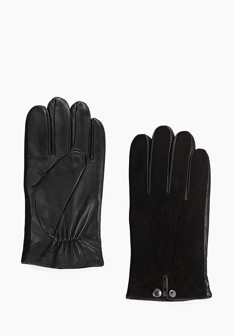 Мужские перчатки Fabretti FM1-1 black