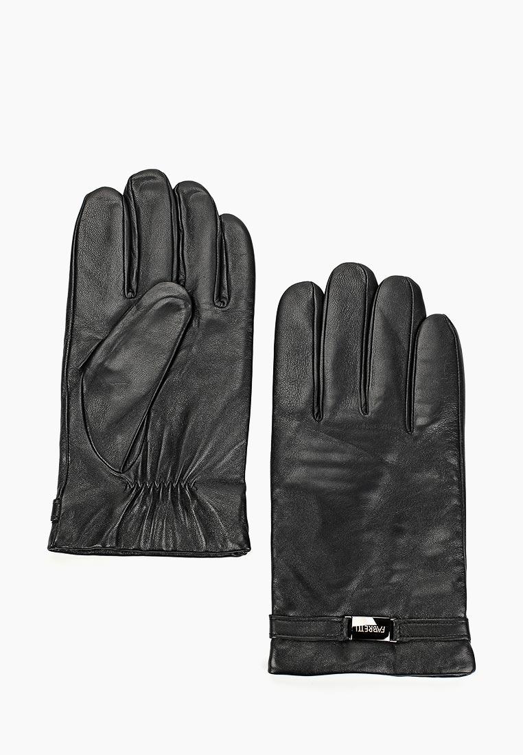 Мужские перчатки Fabretti (Фабретти) FM12-1 black
