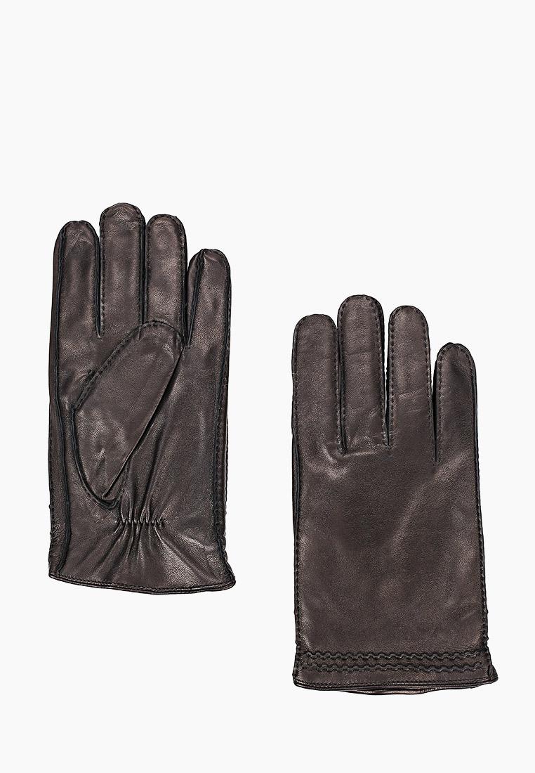 Мужские перчатки Fabretti 12.80-1 black