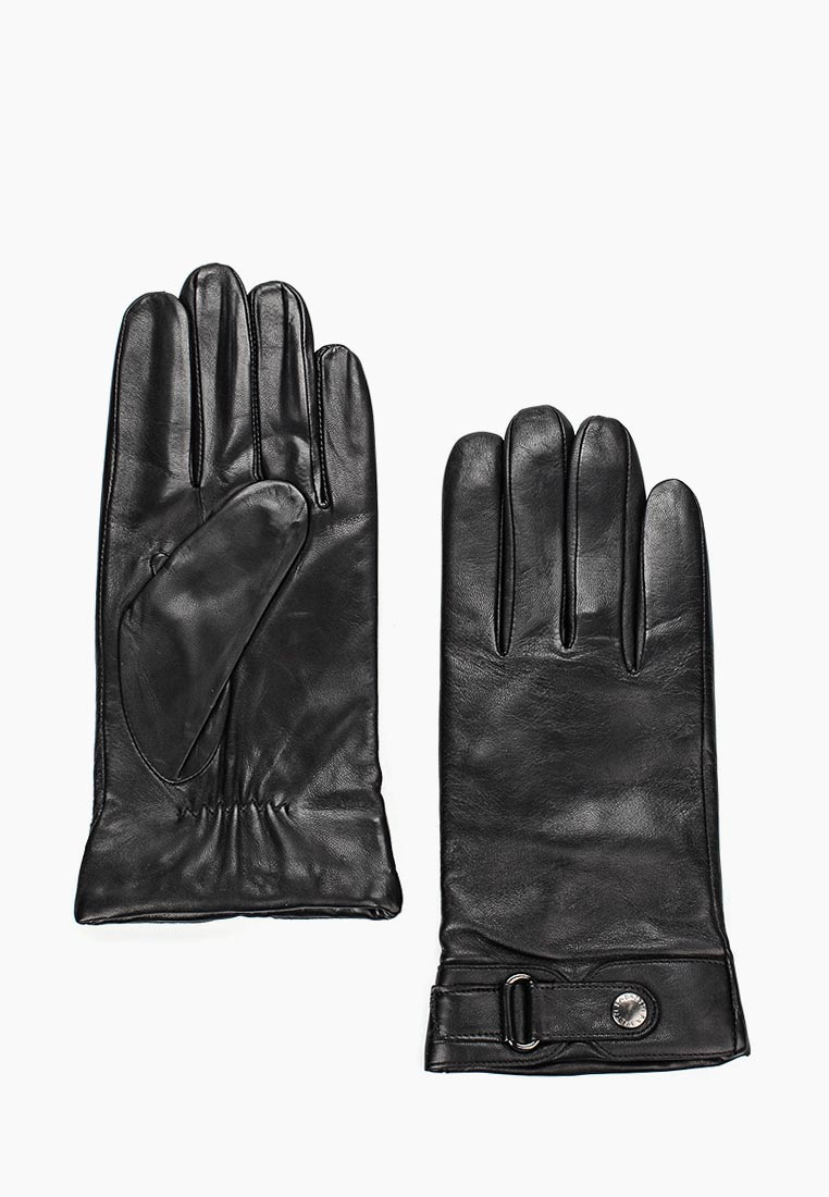 Мужские перчатки Fabretti (Фабретти) 12.51-1 black