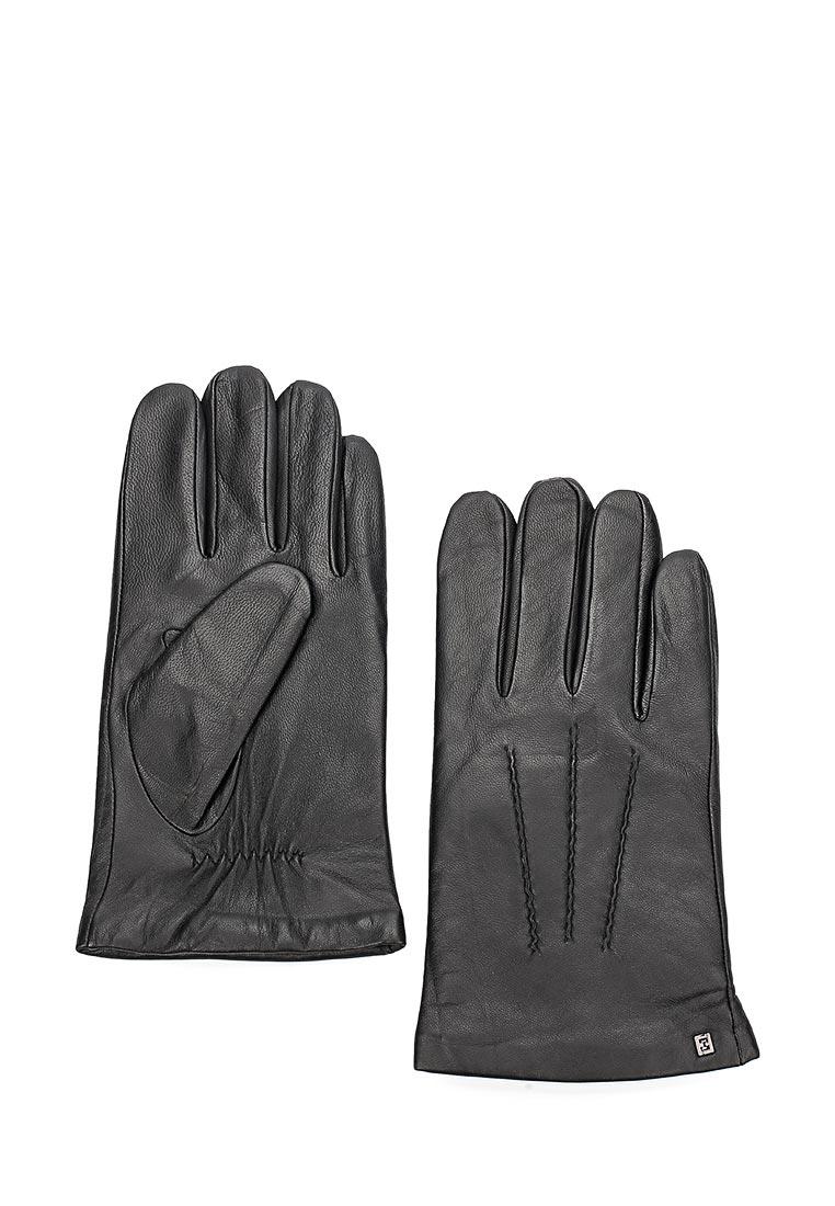 Мужские перчатки Fabretti (Фабретти) S1.36-1 black
