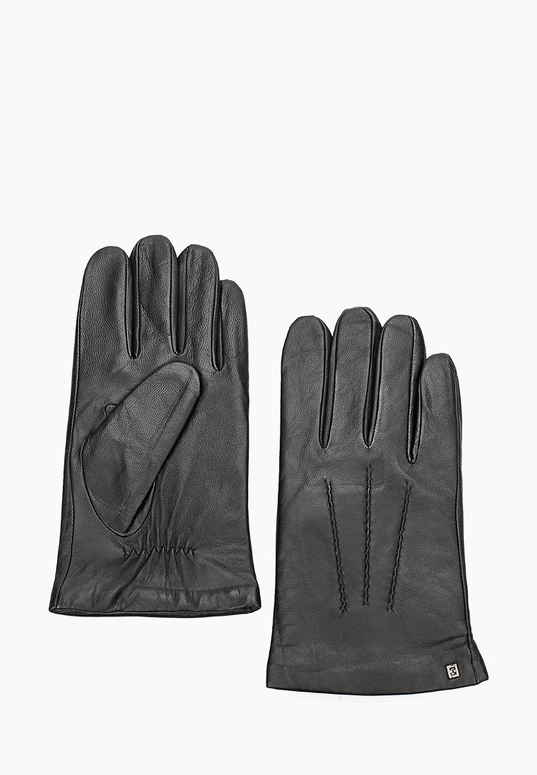 Мужские перчатки Fabretti S1.36-1 black