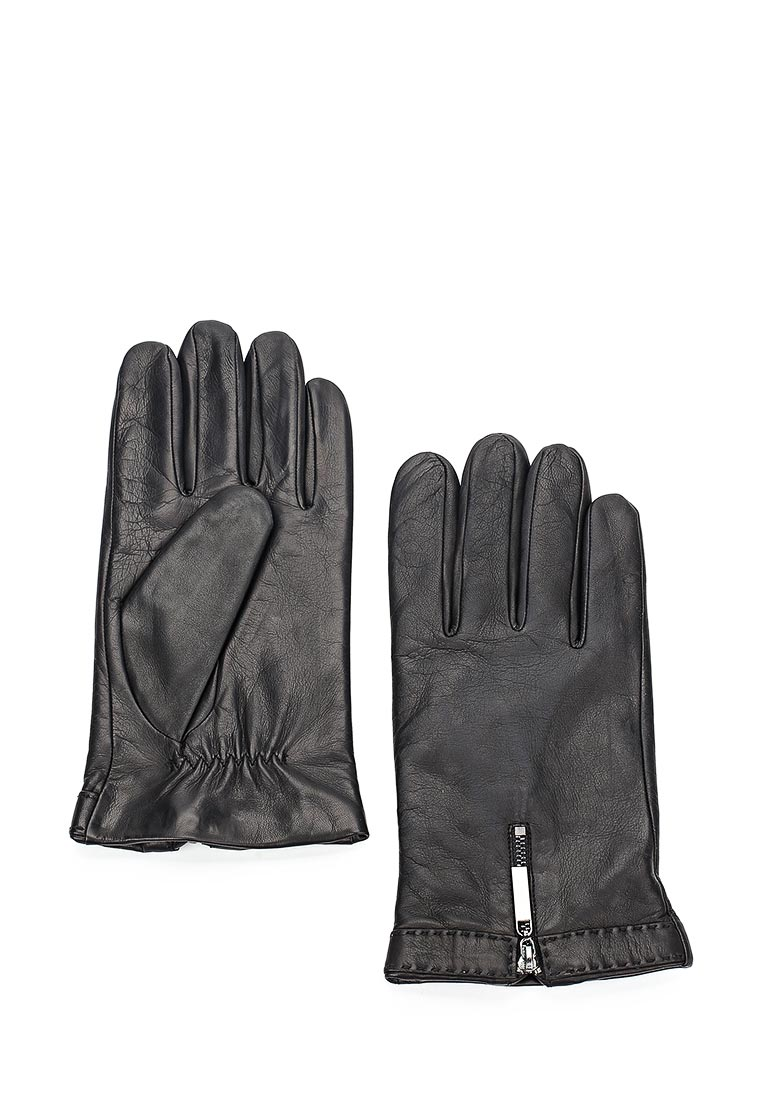 Мужские перчатки Fabretti (Фабретти) 12.85-1 black
