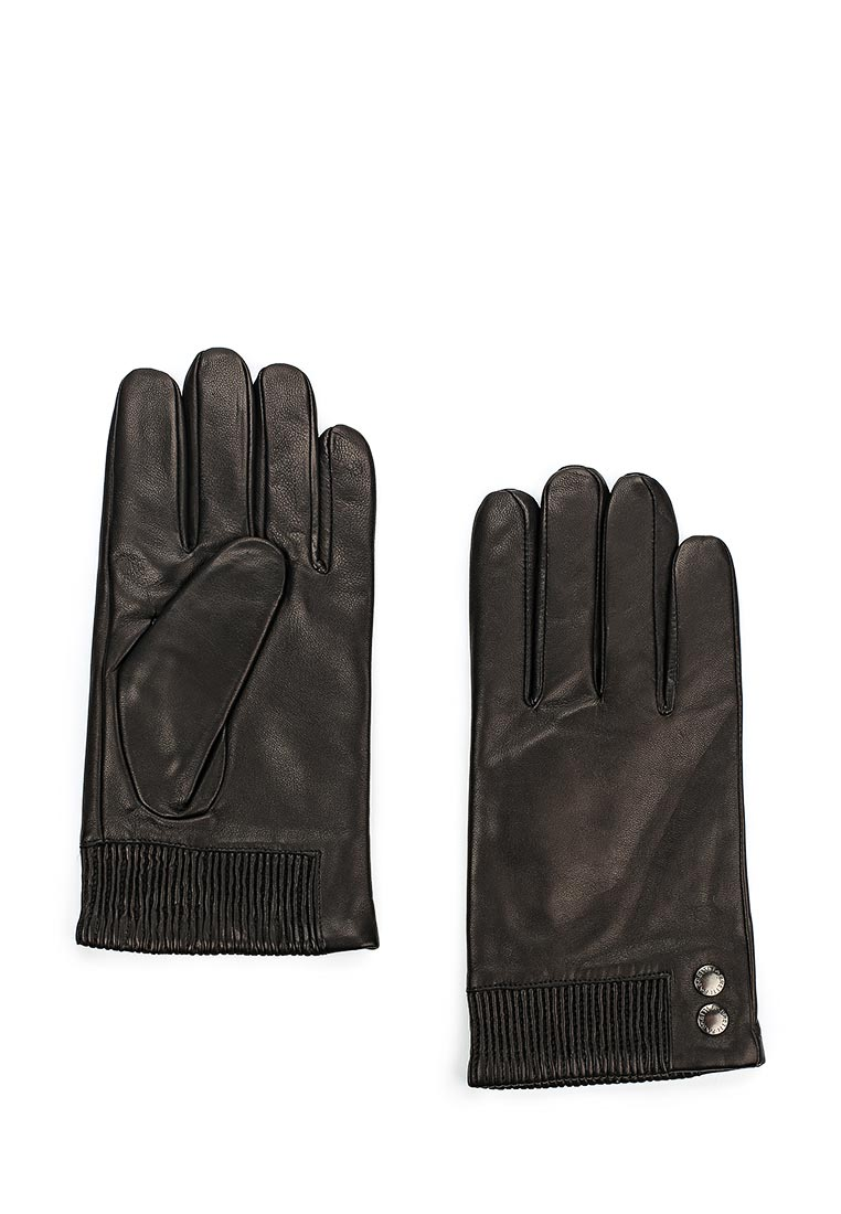 Мужские перчатки Fabretti 12.86-1 black