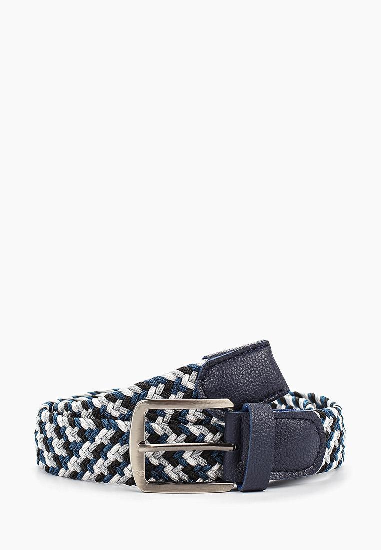 Ремень Fabretti FR06PU-grey/blue