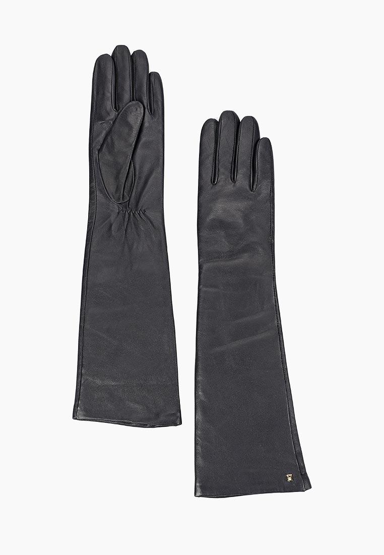 Женские перчатки Fabretti (Фабретти) 12.5-11 blue