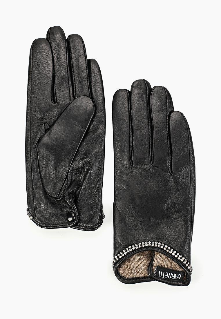 Женские перчатки Fabretti 15.12-1 black