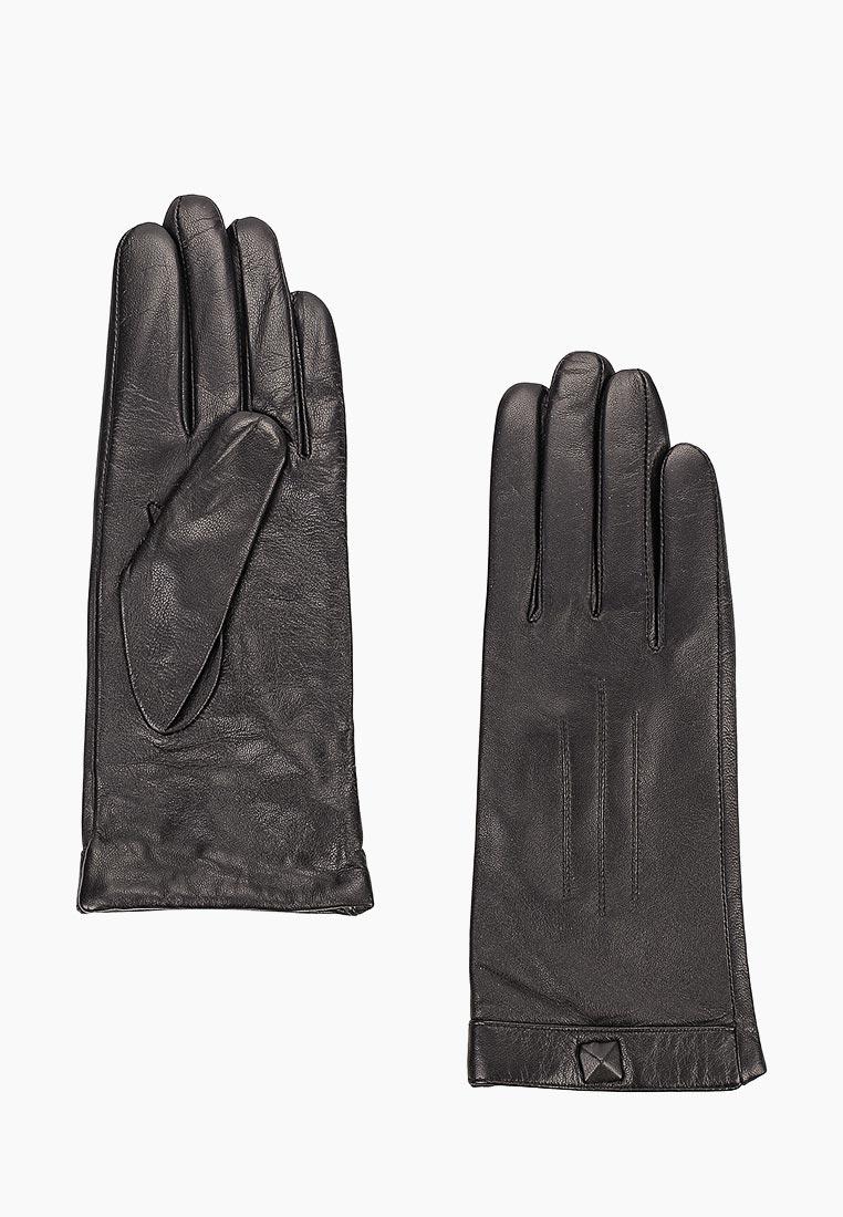 Женские перчатки Fabretti (Фабретти) 15.22-1 black
