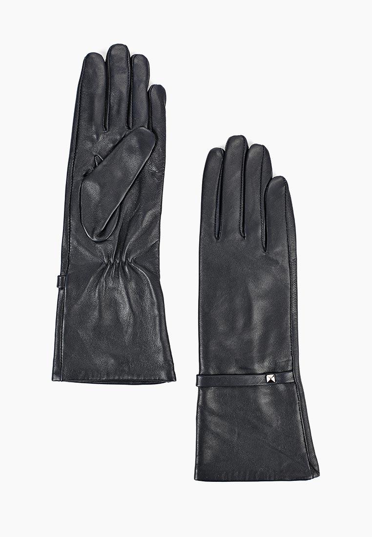 Женские перчатки Fabretti (Фабретти) 15.29-12s navy