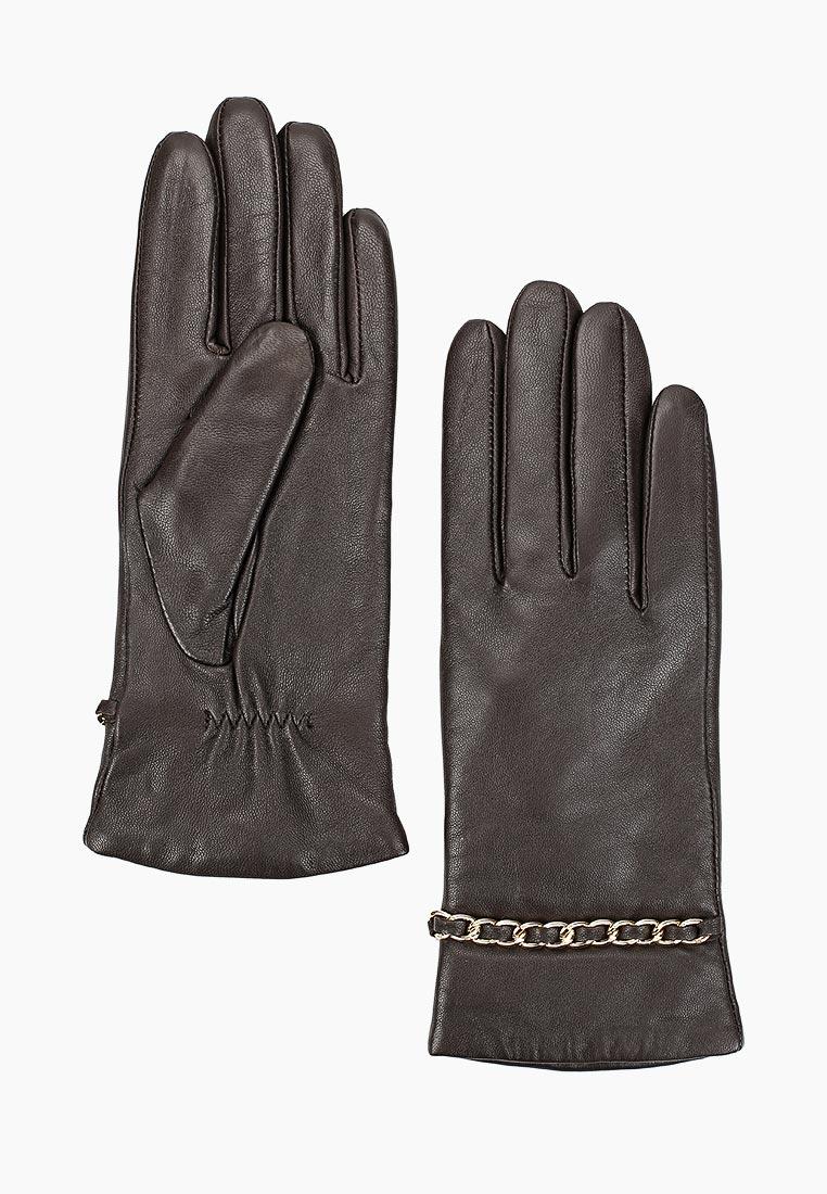 Женские перчатки Fabretti 15.35-2 brown