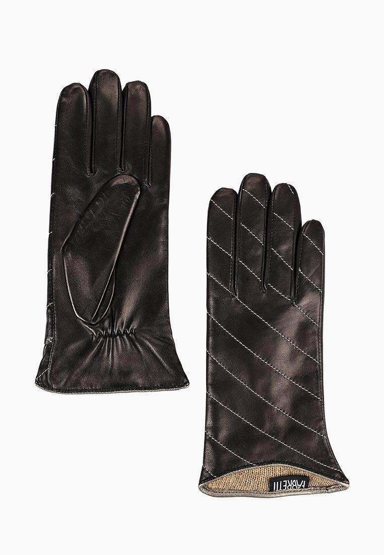 Женские перчатки Fabretti (Фабретти) F11-1 black